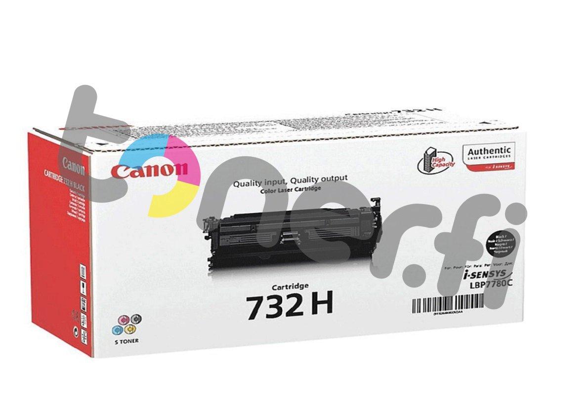 Canon 732H Värikasetti Musta