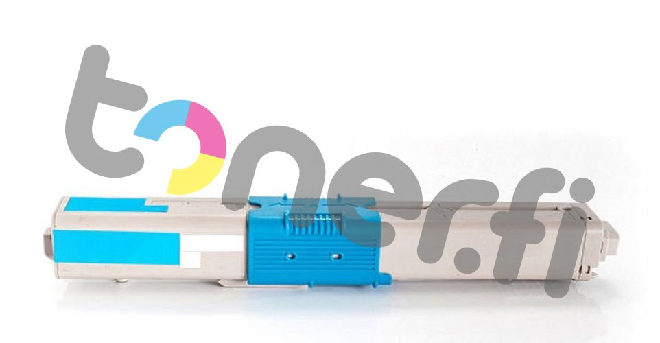 OKI C310 Värikasetti Sininen Katun p/n 46790
