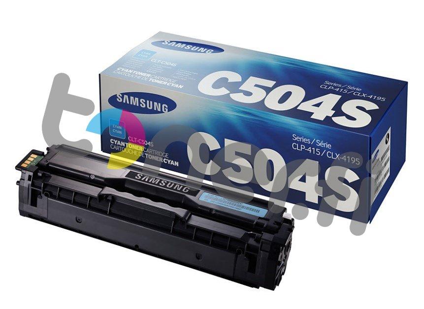 Samsung CLT-C504S Värikasetti Sininen