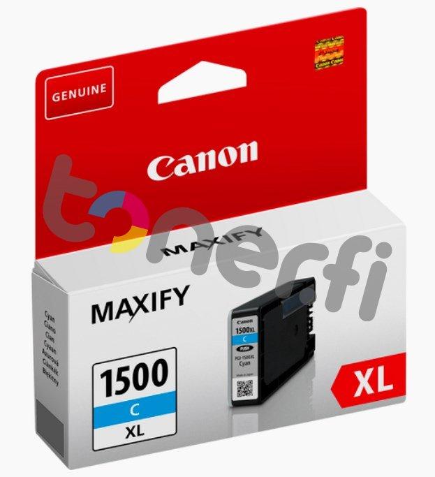 Canon PGI-1500XL C Sininen Muste