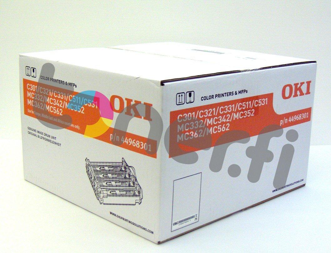 OKI C301 Image Rumpu (Bk/C/M/Y)