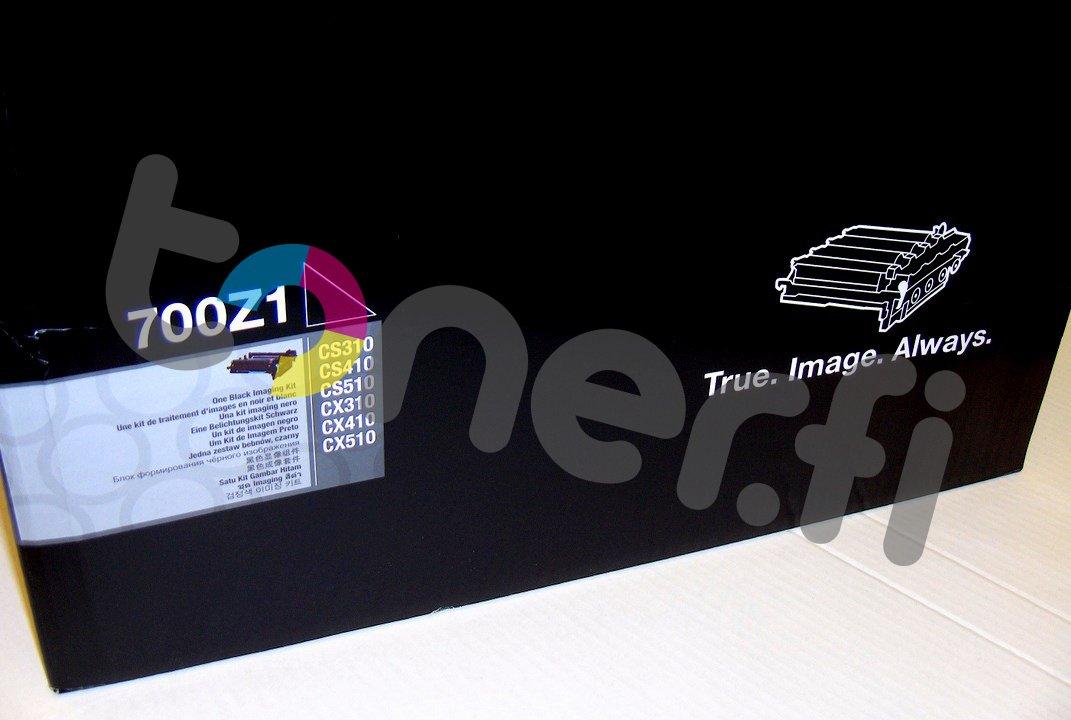 Lexmark 700Z1 Imaging Kit Musta 70C0Z10