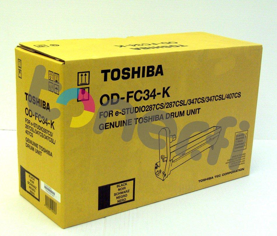 Toshiba OD-FC34-K Rumpuyksikkö Musta
