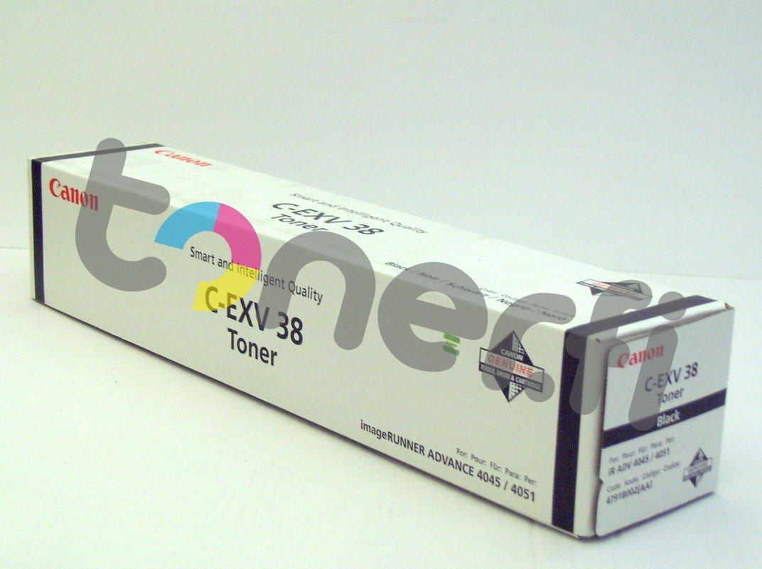 Canon C-EXV38 Värikasetti