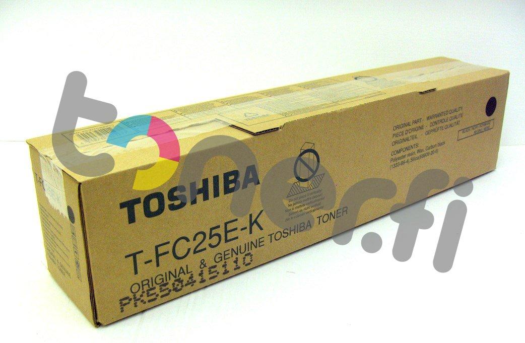 Toshiba T-FC25E-K Värikasetti Musta