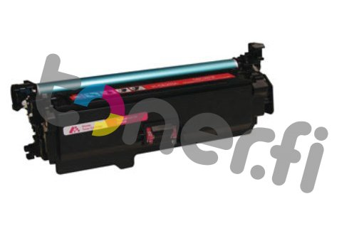 HP CE253A Värikasetti Punainen 504A Katun p/n 49782