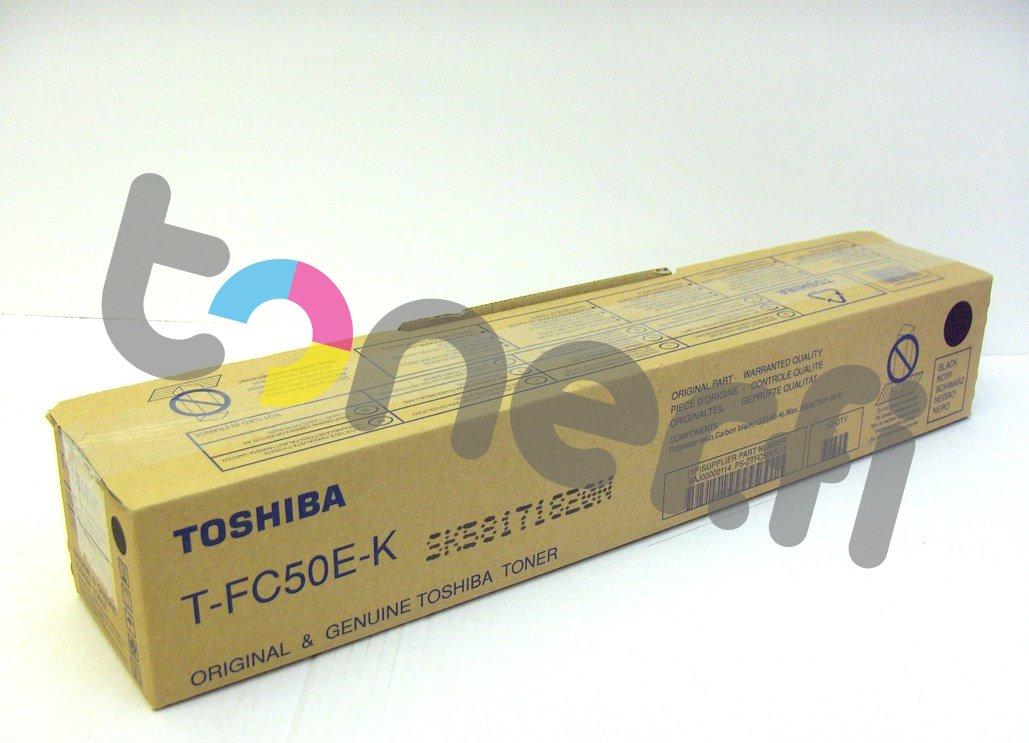 Toshiba T-FC50E-K Värikasetti Musta