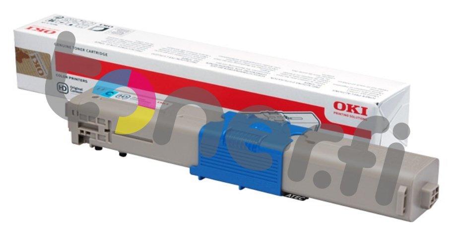 OKI C310 Värikasetti Sininen
